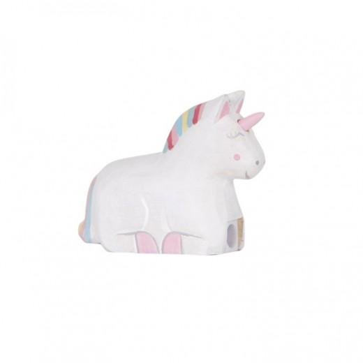 Wooden Handmade Sharpener - Unicorn