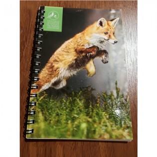 Notebook fox