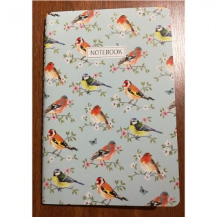 Notebook birds