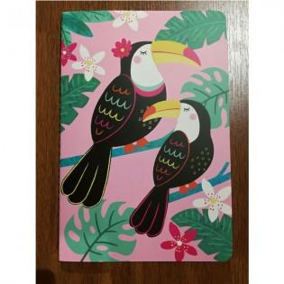 Notebook toucan