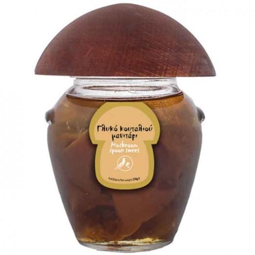 Cantharellus cibarius spoon sweet