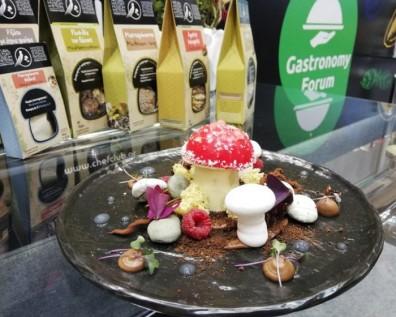Live Cooking στη HORECA με τα προϊόντα μανιταριών του Μουσείου