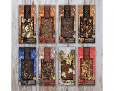 Οι σοκολάτες του Μουσείου στα Duty Free