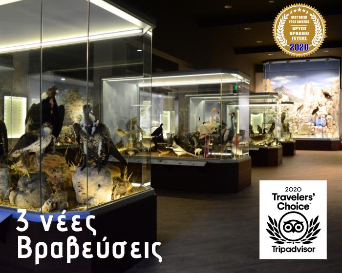 Museum wins three new awards