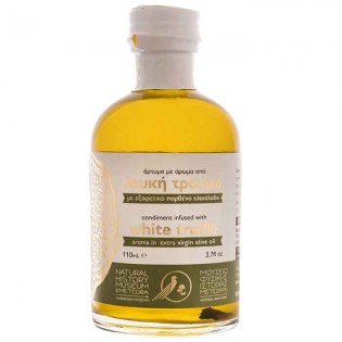 Extra Virgin Olive oil with White Truffle aroma 110ml