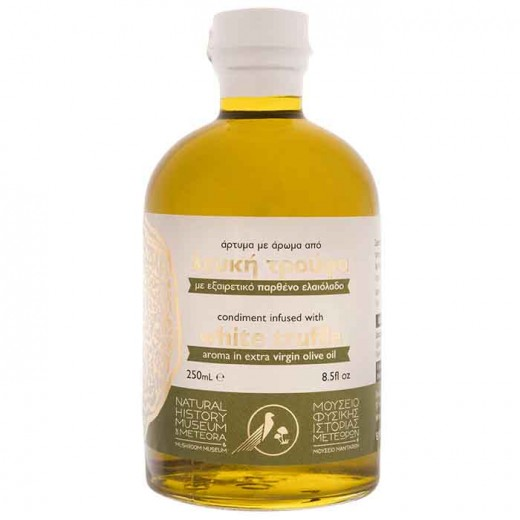 Extra Virgin Olive oil with White Truffle aroma 250ml