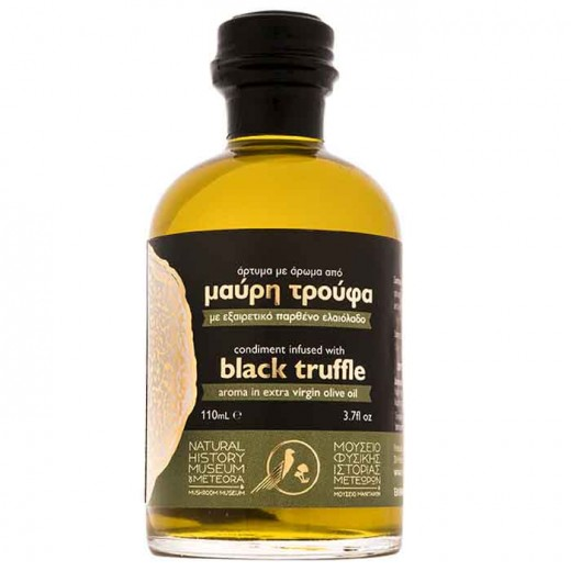 Extra Virgin Olive oil with Black Truffle aroma 110ml