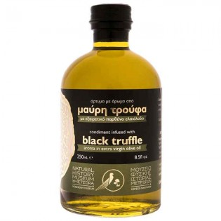 Extra Virgin Olive oil with Black Truffle aroma 250ml