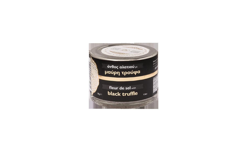 Άνθος αλατιού – μάυρη τρούφα