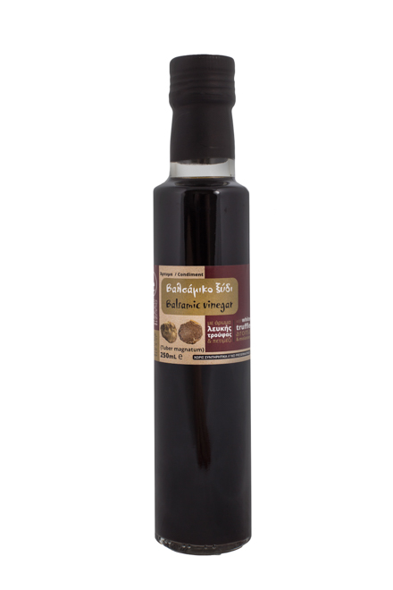 Βαλσάμικο ξίδι με άρωμα λευκής τρούφας 250 ml