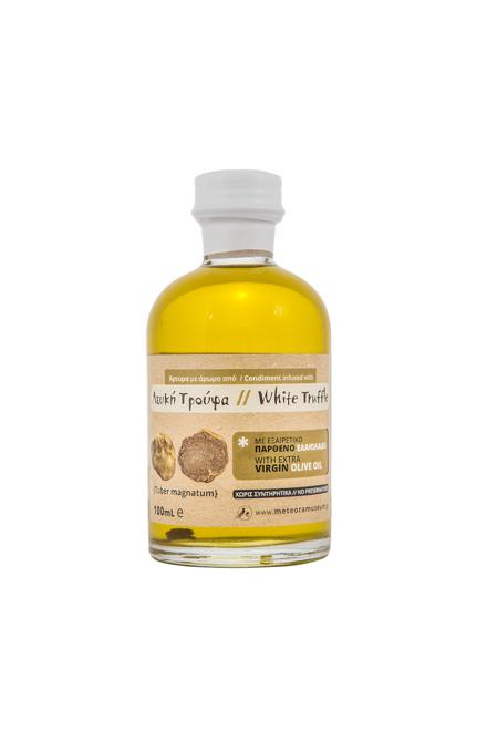 Ελαιόλαδο με άρωμα από λευκή τρούφα 100 ml