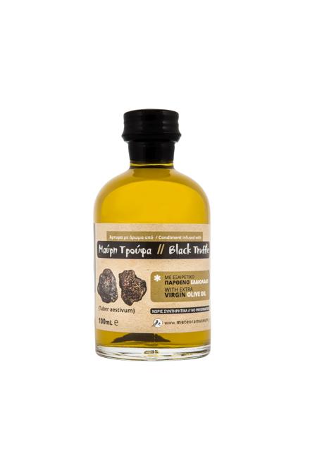 Ελαιόλαδο με άρωμα από μαύρη τρούφα 100 ml