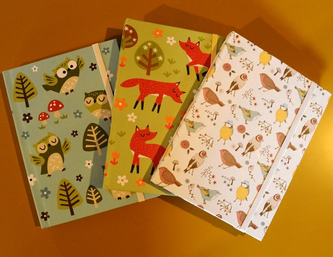 Σημειωματάριο με ζώα – για παιδιά