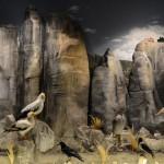 Μετέωρα - διοράματα Μουσείο Φυσικής Ιστορίας Μετεώρων