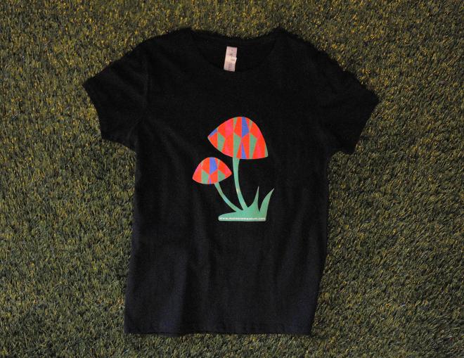 t-shirt γυναικείο / παιδικό Μουσείο Φυσικής Ιστορίας και Μουσείο Μανιταριών - σουβενιρ